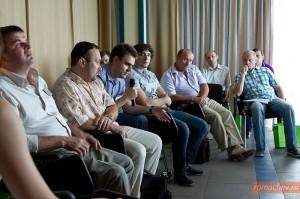 Forum SAСIP12. Международный Ялтинский форум аналитиков, профессионалов конкурентной разведки и корпоративной безопасности