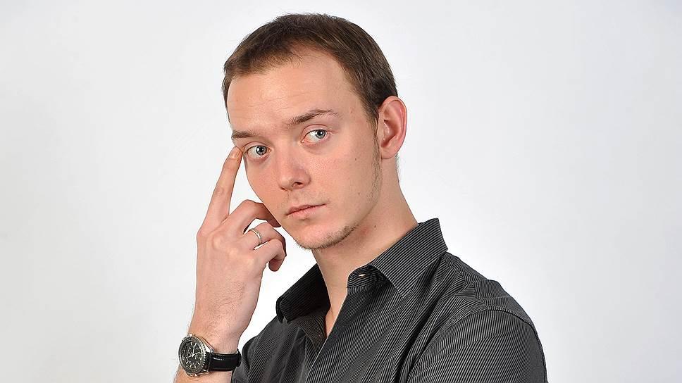 Иван Сафронов