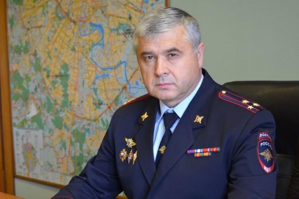 Уволен глава ГИБДД Москвы Юрий Дроганов